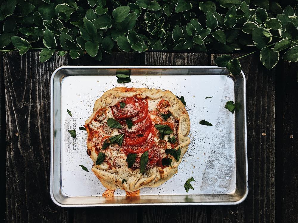 tomatotartoverhead
