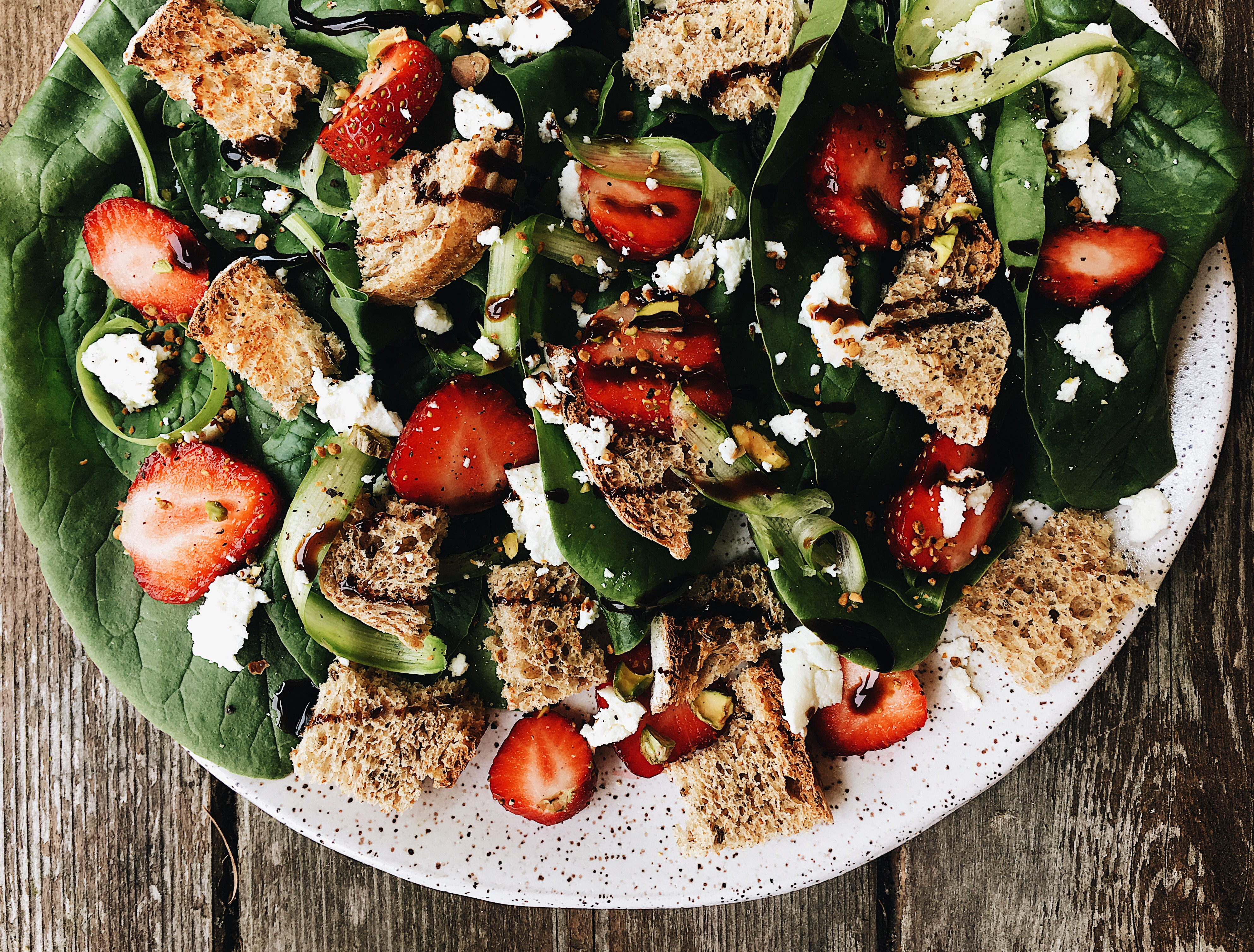 Spinach Salad_Horizontal